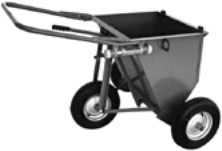 Garlock 36 in. Gravel Spreader
