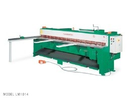 Low Profile Mechanical Shears - LM1010, LM1010-2x, LM1210