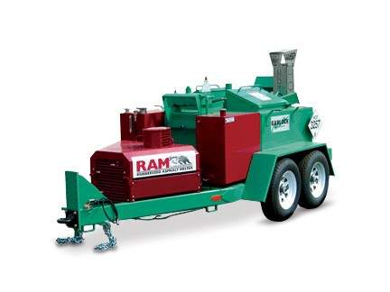 Garlock RAM 230 — Rubberized Asphalt Melter