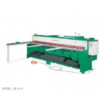 Low Profile Mechanical Shears - LM1012, LM1014, LM1214