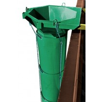 Garlock Trash Chute Hopper