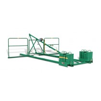 Garlock Trash Chute Winch Support System